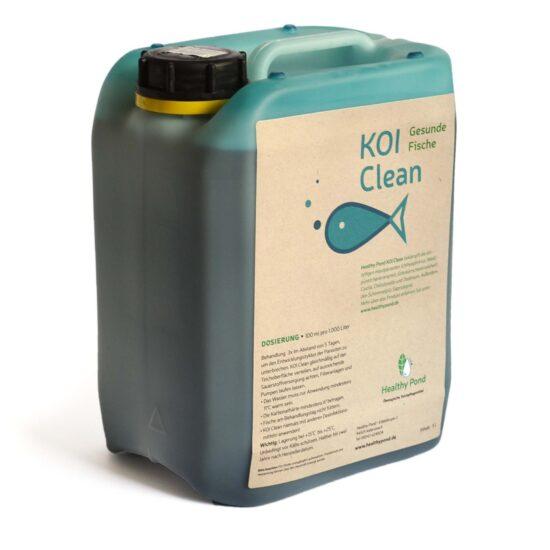 Koi Clean - Desinfektionsmittel für den Fischteich im Kanister