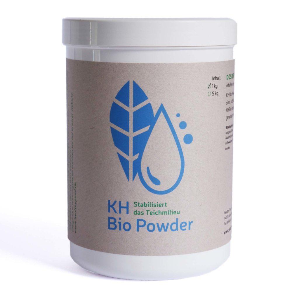 KH Powder zur Erhöhung der Wasserhärte in der Dose