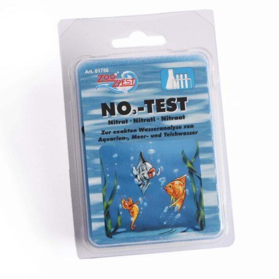 Nitrattest Teichwasser, Fischteich Nitratwerte ermitteln